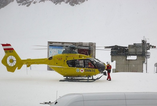 The Uncompahgre Medical Center in Norwood transports over a hundred patients per year by medical helicopter, a critical service during winter months. (Pixabay)