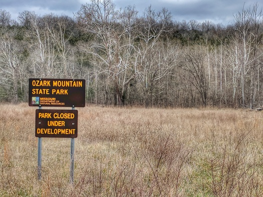Legislators and the leadership of the Parks Division of the Missouri Department of Natural Resources recently have suggested the sale of some of Missouri's newest state parks. (Jennifer Conner)