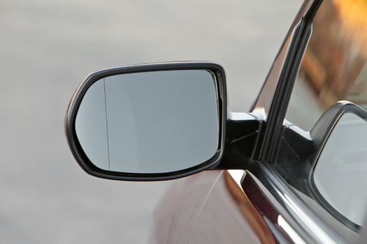 Remembering safe driving tips in parking lots is a blindspot, of sorts, for many holiday shoppers. (LotPro Cars/Flickr)