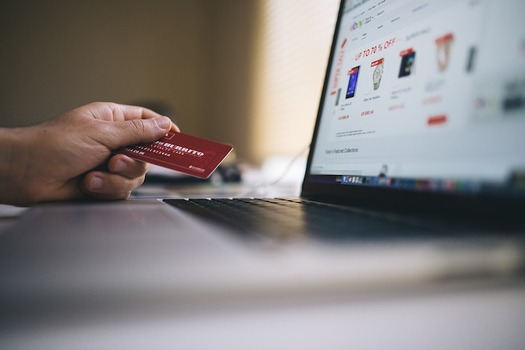 Email links could be phishing scams so it�s best to enter store web addresses directly. (StockSnap/Pixabay)