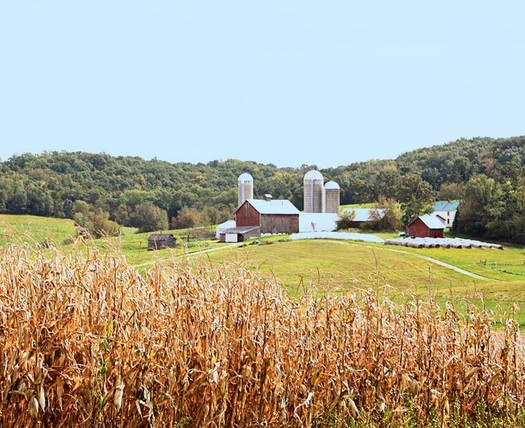 Information from the agriculture census is used by rural communities in Wisconsin for infrastructure spending, road planning, even hospital siting. The census is taken every five years. (UW Extension)