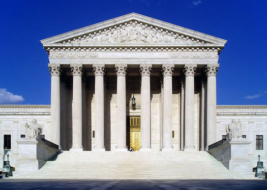 The Supreme Court will decide this spring whether or not political boundary maps were drawn fairly in Wisconsin and Maryland, with implications for many other states. (Wikimedia Commons)