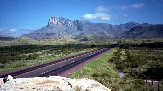The Texas Regional Haze Plan is designed to protect the air quality in Guadalupe Mountains National Park and other areas of Texas from coal-fired power plant emissions. (Button/GettyImages)