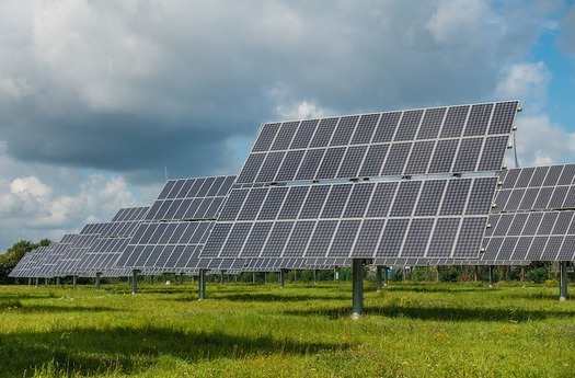 The developer has permits to build a 19.6 megawatt solar facility on the site. (mrganso/Pixabay)