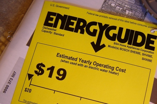 Utility programs that offer rebates for the purchase of energy efficient appliances are popular among Kentucky electric customers. (Andy Melton/Flickr)