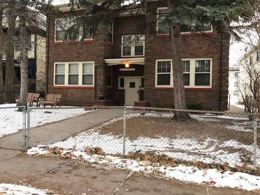Kateri Residence in South Minneapolis plans to close in June. (Laurie Stern)