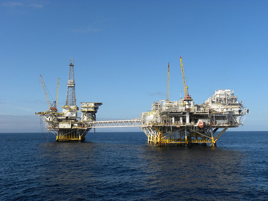 As many as 47 leases could be sold if the Trump administration's proposal to allow offshore drilling is approved.(Bureau of Safety and Environmental Enforcement/Flickr)