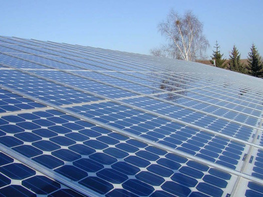 Nearly 2,600 Michigan households now generate their own electricity through solar power, according to state data. (jutta/morguefile)