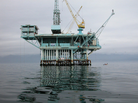 Public hearings are scheduled for a proposal to open up coastal waters around the country to oil and gas drilling. (Doc Searls/Flickr)