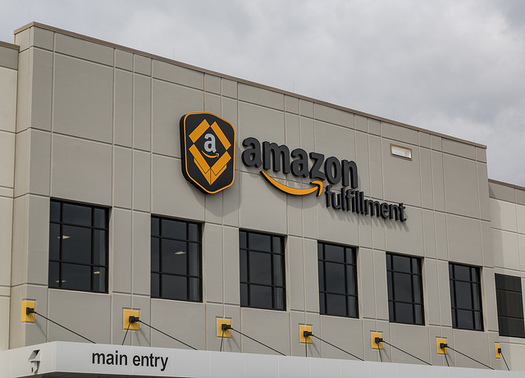 About 6,000 Ohioans are employed by Amazon. (Tony Webster/Flickr)