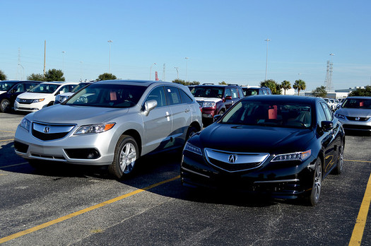 Until this year, it was illegal in Tennessee for car dealers to sell a vehicle that was under an active safety recall. (Jaxport/Flickr)