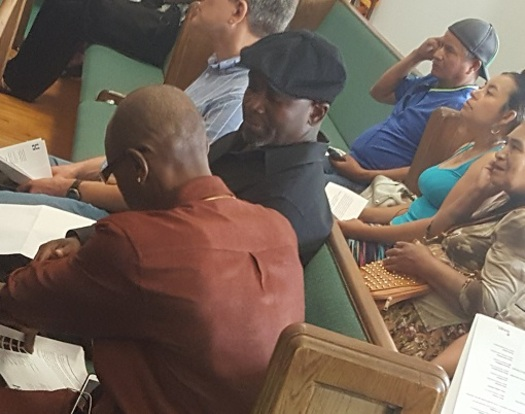 The groups ISAIAH and Faith in Minnesota want to engage more people of color in 2018 statewide political campaigns. (Brian Fullman)