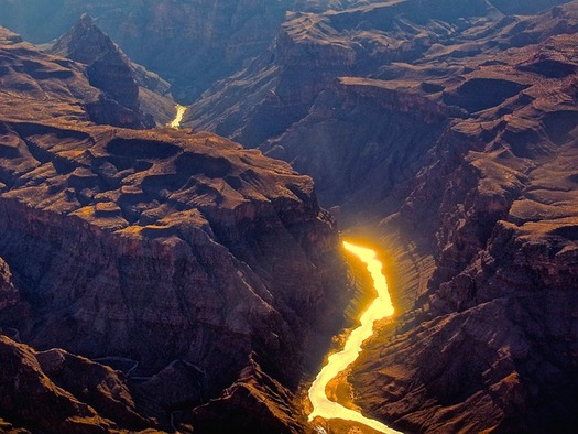 The Colorado River, currently enduring a 17-year drought, supplies drinking water to some 40 million people and drives $1.4 trillion in economic activity across seven states. (Pixabay)