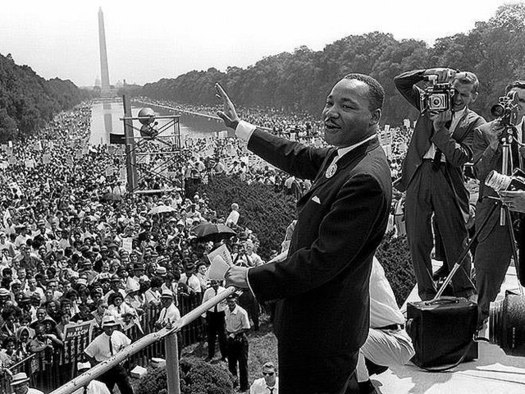 2018 marks 50 years since Martin Luther King Jr. was assassinated. (National Park Service)