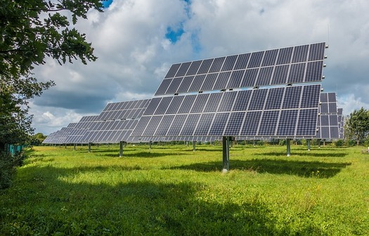 Clean energy advocates say the solar market is resilient and growth will survive despite the impact of new tariffs. (Pixabay)