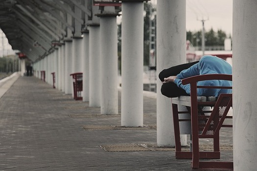 Volunteers assist with the Point-in-Time homeless count each year. (Pixabay)