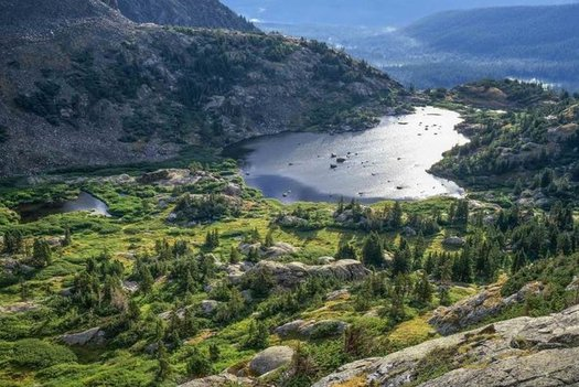 The proposed Tenmile Wilderness is part of legislation to protect lands on the Continental Divide. (John Fielder)