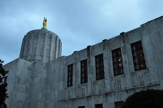 The Small Donor Elections bill has been introduced for Oregon's legislative session, which begins Feb. 5. (Sean Fornelli/Flickr)