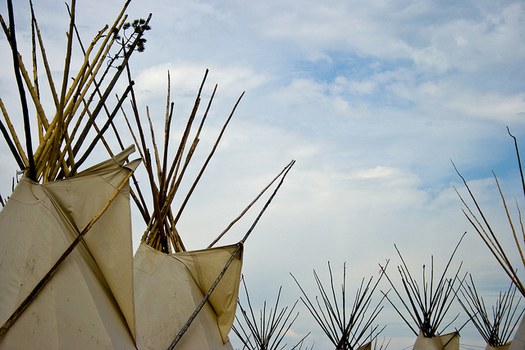 Some Native Americans are turning to traditional healing methods and culture to address health disparities for their communities. (Kate Brady/Flickr)