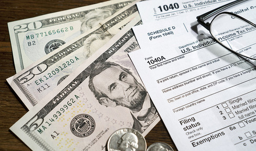 Nationwide, taxpayers who used the AARP Foundation's free Tax-Aide service received more than $220 million in earned income tax credits last year. (Pictures of Money/Flickr)