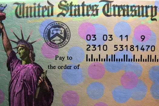Tax officials say scammers are constantly changing their tricks in hopes of scoring someone else's hard-earned tax refund. (frankeileon/Flickr)
