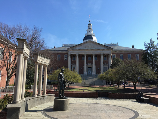 A new Maryland law requires that evidence of sexual assault be kept for 20 years. (Roxanne Ready/Flickr)