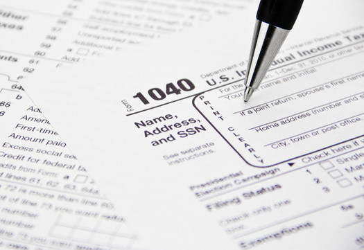 The average federal tax refund is $3,100 - an attractive haul for tax-identity thieves. (Ken Teegardin/Flickr)