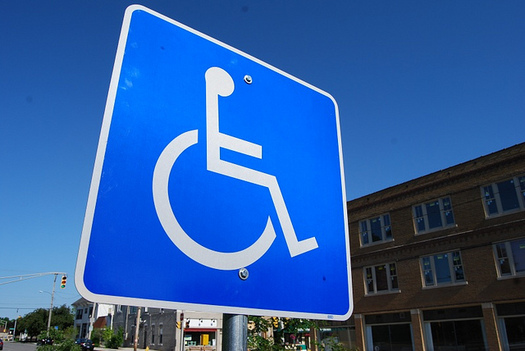 "The disabilities-rights community says it was not consulted on a bill in Congress promising so-called ""reforms"" to the Americans with Disabilities Act. (Steve Johnson/Flickr)"