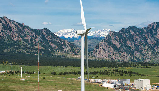 Jobs could be at stake at the National Renewable Energy Laboratory in Boulder if President Trump can convince Congress to cut the DOE budget for programs that focus on renewables, research and energy efficiency. (NREL)