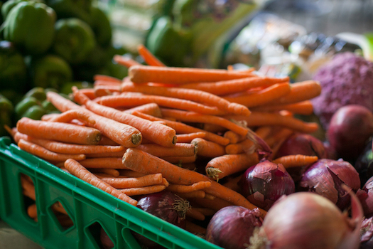 A one-time appropriation of $300,000 from legislators to the Oregon Food Bank Network would increase pantries' capacity for fresh produce. (Oregon Food Bank)