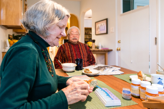 Every day, 317,000 Iowans provide care for older parents, spouses and other loved ones who need help. (khn.org)