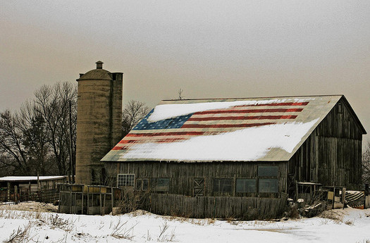 There are about 133,000 military veterans in Nebraska. (William Garrett/Flickr)