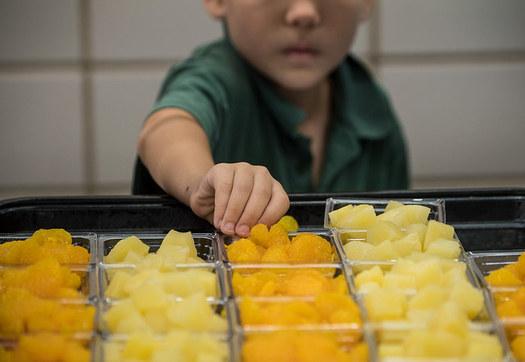 Over 276,000 Kentucky kids participated in the School Breakfast Program in 2017-2016. (USDA/Flickr)