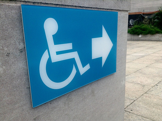 If H.R. 620 passes, opponents say businesses would have no incentive to comply with the Americans with Disabilities Act. (Mike Mozart/Flickr)
