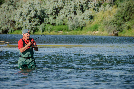 More than half of Montana's fishing access sites were funded by the Land and Water Conservation Fund. (Loren Kerns/Flickr)