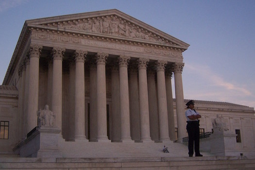 The U.S. Supreme Court will decide if the precedent set by a 40-year-old case that originated in Michigan (Abood v. Detroit Board of Education) should stand. (oscared/morguefile)