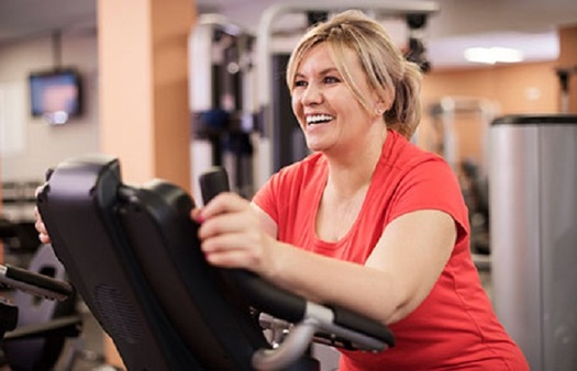 Exercise and eating right are two recommended ways to avoid heart disease. (cdc.gov)