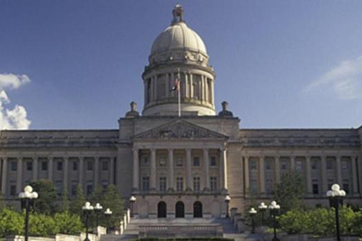 The budget approved by the Kentucky House calls for a 6.25 percent cut to most state agencies.(Mark Goebel/Flickr)