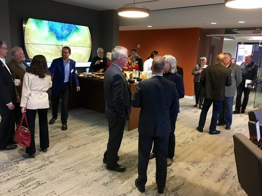 The Collider in Asheville, a nonprofit dedicated to innovative climate solutions, will host the first ClimateCon in March. (The Collider)