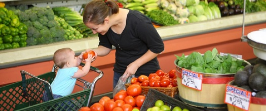 Washing fruit and vegetables before eating them is one way to avoid foodborne illness. (fda.gov)