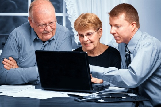 The AARP Foundation's Tax-Aide Program is available at 20 locations across Arkansas to help prepare tax returns for people who can't afford professional assistance. (eyetoeyepix/GettyImages)