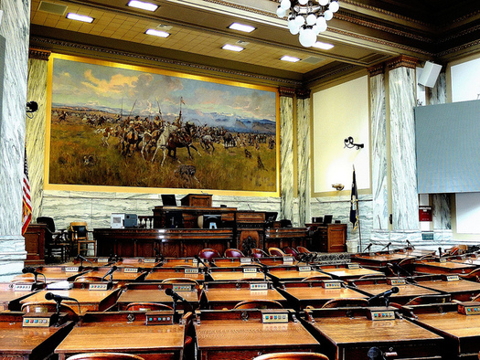 Montana's Constitution protects people's right to access government documents and attend meetings. (Tracy/Flickr)