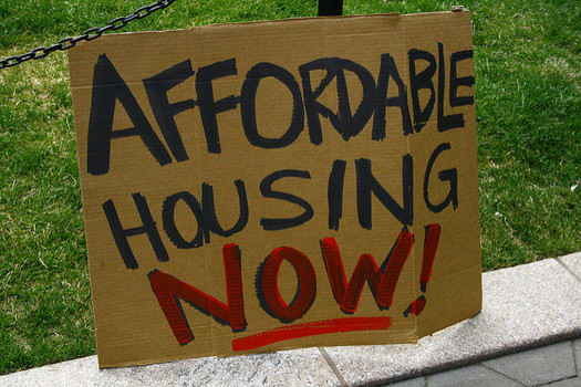The Legislature passed a plethora of affordable housing solutions this session, including $100 million in the Biennial Capital Budget for Housing Trust Fund. (fumigene/Flickr)