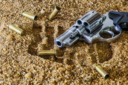 A gunman is dead after wounding two fellow students with a handgun Tuesday morning at a high school in southern Maryland. (Pixabay)