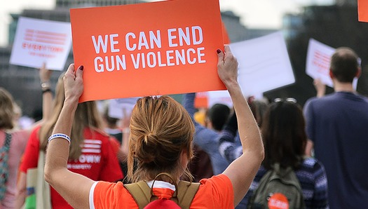 Student activists are holding a rally today and a march a week from Saturday to push for gun-violence prevention measures. (Students Against Gun Violence)