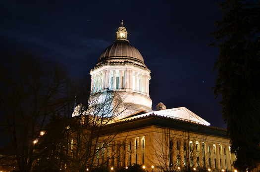 The sun is down on Washington's legislative session, and older residents scored big victories, including improvements to the senior property-tax exemption. (dannymac15_1999/Flickr)
