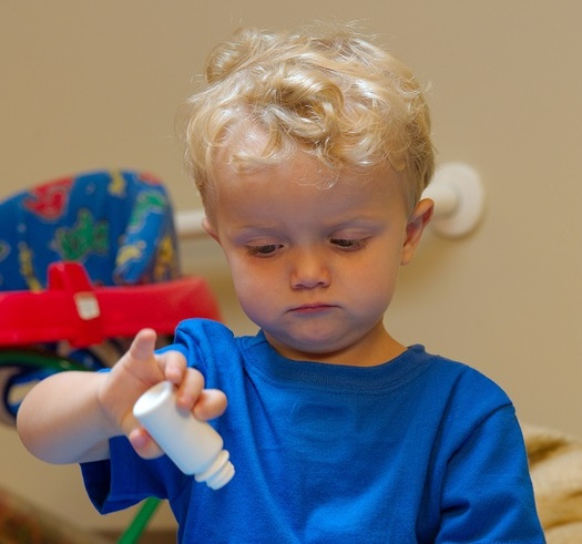 About 70 percent of parents and caregivers admit they've stored medications where children can see them. (cdc.gov)