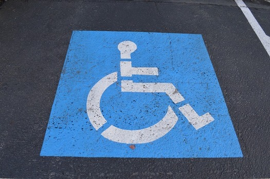 "The city of Jackson is working on becoming an ""Age Friendly"" city, with programs including geo-mapping handicapped parking spaces. (Pixabay)"