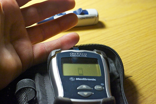 Men, people of color and older adults are at higher risk of developing type 2 diabetes.(Alan Levine/Flickr)