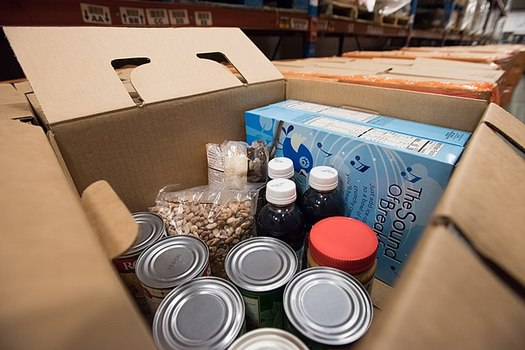 Several colleges in Utah have opened food pantries to help address the growing challenges of food insecurity among students. (USDA)